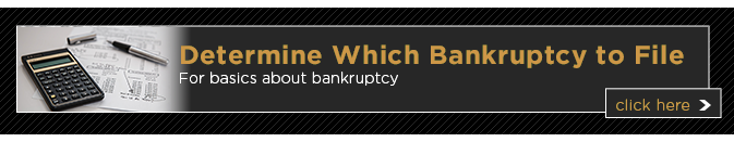 Find out which bankruptcy chapter is right for you